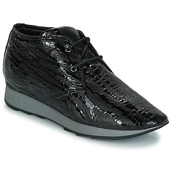 Pantofi Femei Ghete Maruti GIULIA Negru