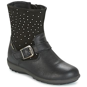 Pantofi Fete Cizme casual Primigi PCIGT 8569 Negru