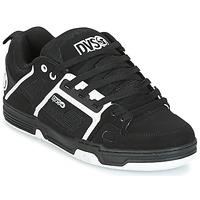 Încăltăminte Bărbați Pantofi sport Casual DVS COMANCHE Negru / Alb