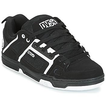 Pantofi Pantofi sport Casual DVS COMANCHE Negru / Alb