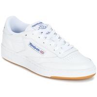 Încăltăminte Pantofi sport Casual Reebok Classic CLUB C 85 C Alb