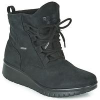 Pantofi Femei Ghete Romika VARESE N08 Negru