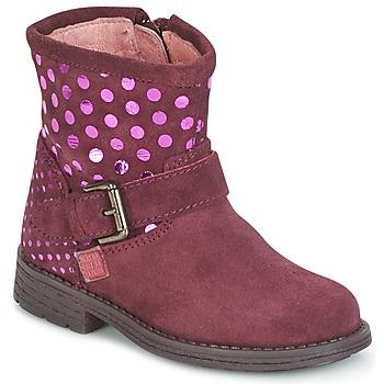 Pantofi Fete Ghete Agatha Ruiz de la Prada VAGABUNDA AGATHA Bordo