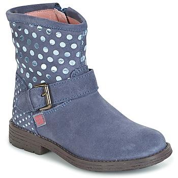 Pantofi Fete Ghete Agatha Ruiz de la Prada VAGABUNDA AGATHA Albastru