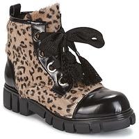 Pantofi Femei Ghete Now ARRABIATA Negru