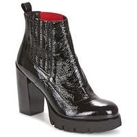 Pantofi Femei Botine Now NAPLAK Negru