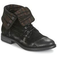 Pantofi Femei Ghete Now BIANCA II Negru