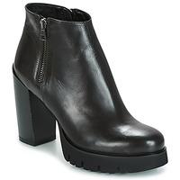Pantofi Femei Botine Now TUTTO Negru