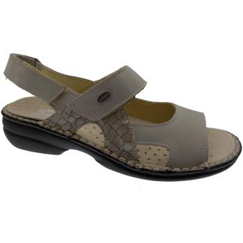 Pantofi Femei Sandale  Calzaturificio Loren LOM2663sa blu