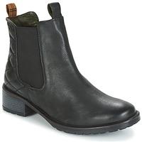 Pantofi Femei Botine Barbour LATIMER Black