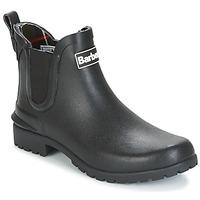 Pantofi Femei Cizme de cauciuc Barbour WILTON Negru