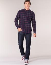 Îmbracaminte Bărbați Jeans drepti Lee DAREN Albastru / Brut