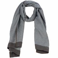 Accesorii textile Femei Esarfe / Ș aluri / Fulare Antik Batik ZOE Albastru / Maro