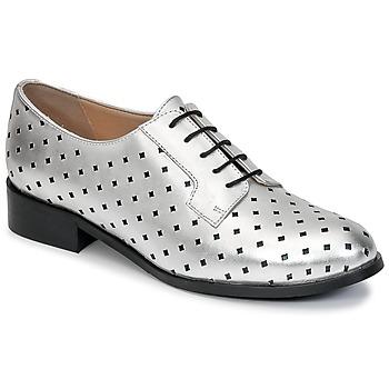 Pantofi Femei Pantofi Derby Mellow Yellow CHARLY Argintiu