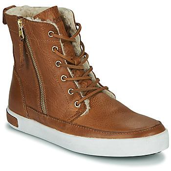 Pantofi Femei Pantofi sport stil gheata Blackstone CW96 Maro