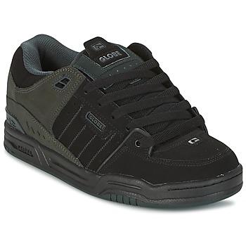Încăltăminte Bărbați Pantofi sport Casual Globe FUSION Negru