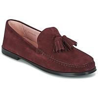 Pantofi Femei Mocasini Pretty Ballerinas CROSTINA RIOJA Roșu-bordeaux