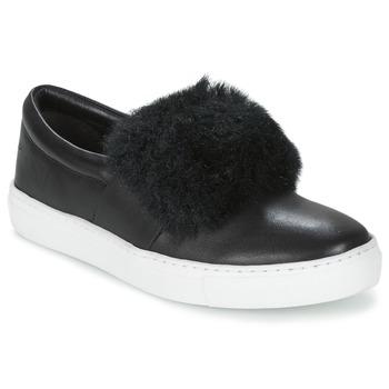 Încăltăminte Femei Pantofi Slip on Les Tropéziennes par M Belarbi LEONE Negru