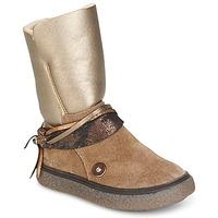 Pantofi Fete Cizme casual Catimini ROUGEGEORGE Cts /  taupe-cupru / Dch / Glen