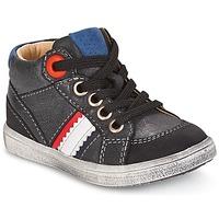 Pantofi Băieți Pantofi sport stil gheata GBB ANGELITO Gri