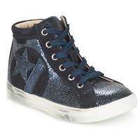 Pantofi Fete Pantofi sport stil gheata GBB MARTA Vtc / Bleumarin / Dpf / Dolby