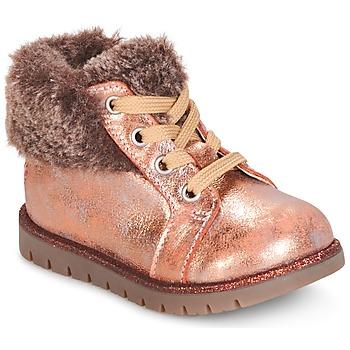 Pantofi Fete Ghete GBB RENATA Roz