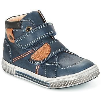 Pantofi Băieți Ghete GBB RANDALL Albastru