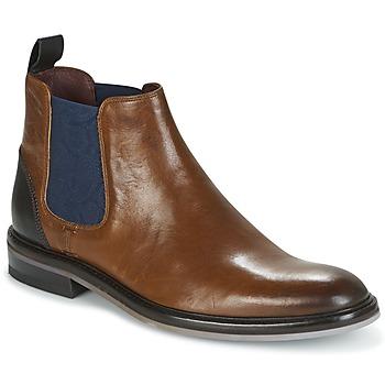 Pantofi Bărbați Ghete Ted Baker ZILPHA Brown