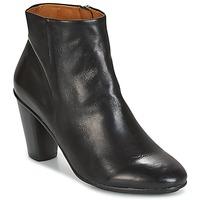 Pantofi Femei Botine n.d.c. AURORA ZIP Negru