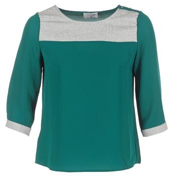 Îmbracaminte Femei Topuri și Bluze Casual Attitude HELA Verde
