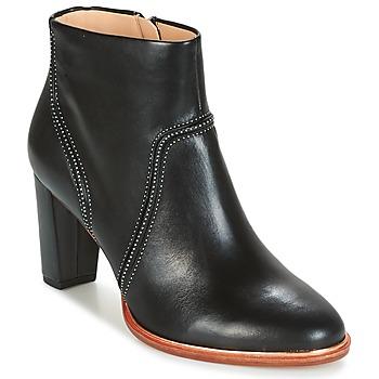 Pantofi Femei Botine Clarks ELLIS BETTY Negru