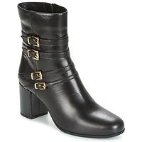 Pantofi Femei Botine Unisa OPRA Negru
