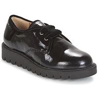 Pantofi Fete Pantofi Derby Unisa MICK Negru