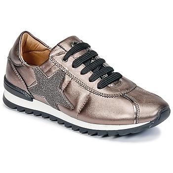 Pantofi Fete Pantofi sport Casual Unisa DONYA Bronz