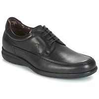 Încăltăminte Bărbați Pantofi Derby Fluchos LUCA Negru