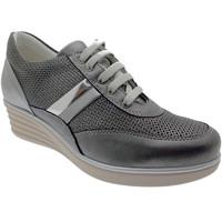 Pantofi Femei Drumetie și trekking Calzaturificio Loren LOC3742gr grigio