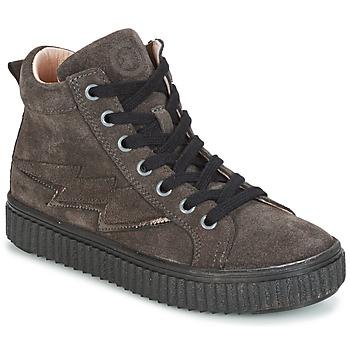 Pantofi Fete Pantofi sport stil gheata Acebo's LONDON Gri