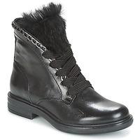Pantofi Femei Ghete Mjus CAFE LACE Negru