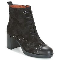 Pantofi Femei Botine Hispanitas DREW 17 Negru