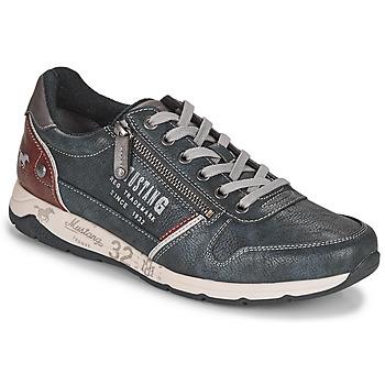 Pantofi Bărbați Pantofi sport Casual Mustang BRICA Bleumarin