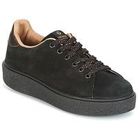 Încăltăminte Femei Pantofi sport Casual Victoria DEPORTIVO SERRAJE P. NEGRO Negru