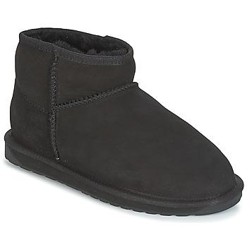 Pantofi Femei Ghete EMU STINGER MICRO Negru