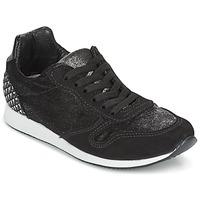 Pantofi Femei Pantofi sport Casual Ippon Vintage RUN VELVET Negru