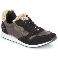 Pantofi Femei Pantofi sport Casual Ippon Vintage RUN SNOW Negru / Alamă