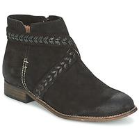 Pantofi Femei Ghete MTNG DI Negru