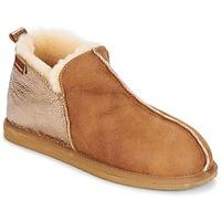 Pantofi Femei Papuci de casă Shepherd ANNIE Maro