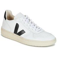 Pantofi Pantofi sport Casual Veja V-10 Alb / Negru