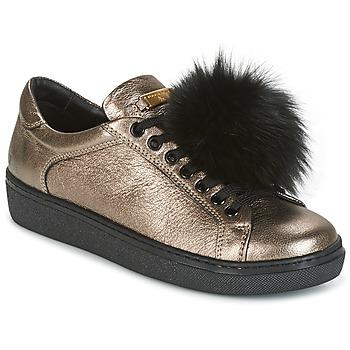 Pantofi Femei Pantofi sport Casual Tosca Blu CERVINIA POM PON Negru