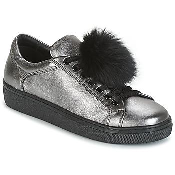 Încăltăminte Femei Pantofi sport Casual Tosca Blu CERVINIA POM PON Argintiu