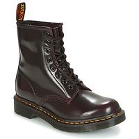 Pantofi Femei Ghete Dr Martens 1460 Roșu / Czereśnia
